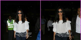 Katrina Kaif returns from gadget launch in Delhi – PHOTOS