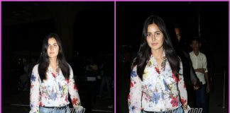 Katrina Kaif leaves for work after attending SRK's birthday bash – PHOTOS