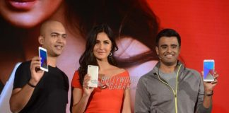 Katrina Kaif stuns in red at an event in Delhi – PHOTOS