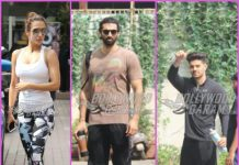 Aditya Roy Kapur, Malaika Arora and Sooraj Pancholi sweat it out at gym – PHOTOS