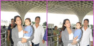 Mira Rajput and daughter Misha leave for Amritsar – PHOTOS