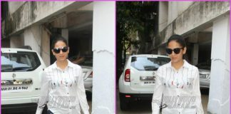 Mira Rajput all geared up for a casual outing in Mumbai – PHOTOS