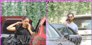 Shahid Kapoor and Mira Rajput back to gym – PHOTOS