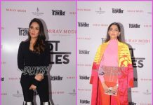 Mira Rajput and Sonam Kapoor at their fashionable best at an event – PHOTOS