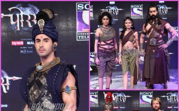 Sony launches its most expensive show Porus – PHOTOS