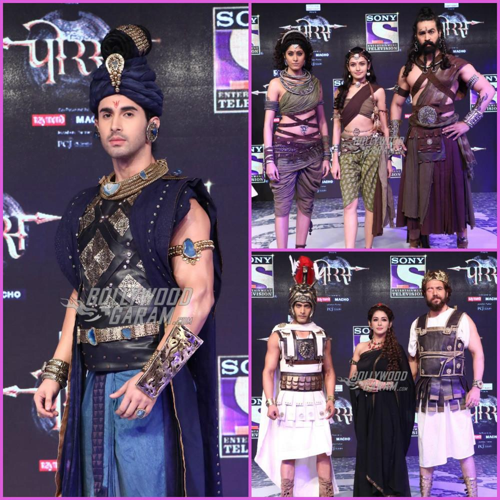 Sony Entertainment Television launches an expensive show, Porus on