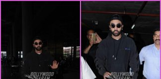 Ranbir Kapoor looks dapper while returning from a holiday in London – PHOTOS