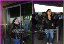 Rani Mukerji makes a stylish appearance at airport – PHOTOS