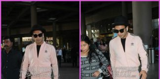 Ranveer Singh makes a stylish appearance at airport – PHOTOS
