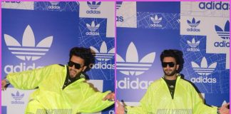 Ranveer Singh shows off his quirky style at a launch event – PHOTOS