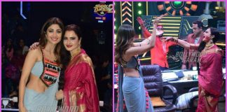 Rekha has fun on the sets of Super Dancer 2 – PHOTOS