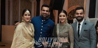 Film, cricket and politics biggies grace Sagarika Ghatge and Zaheer Khan's wedding reception