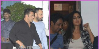 Salman Khan and Katrna Kaif return together from the IFFI 2017 – PHOTOS
