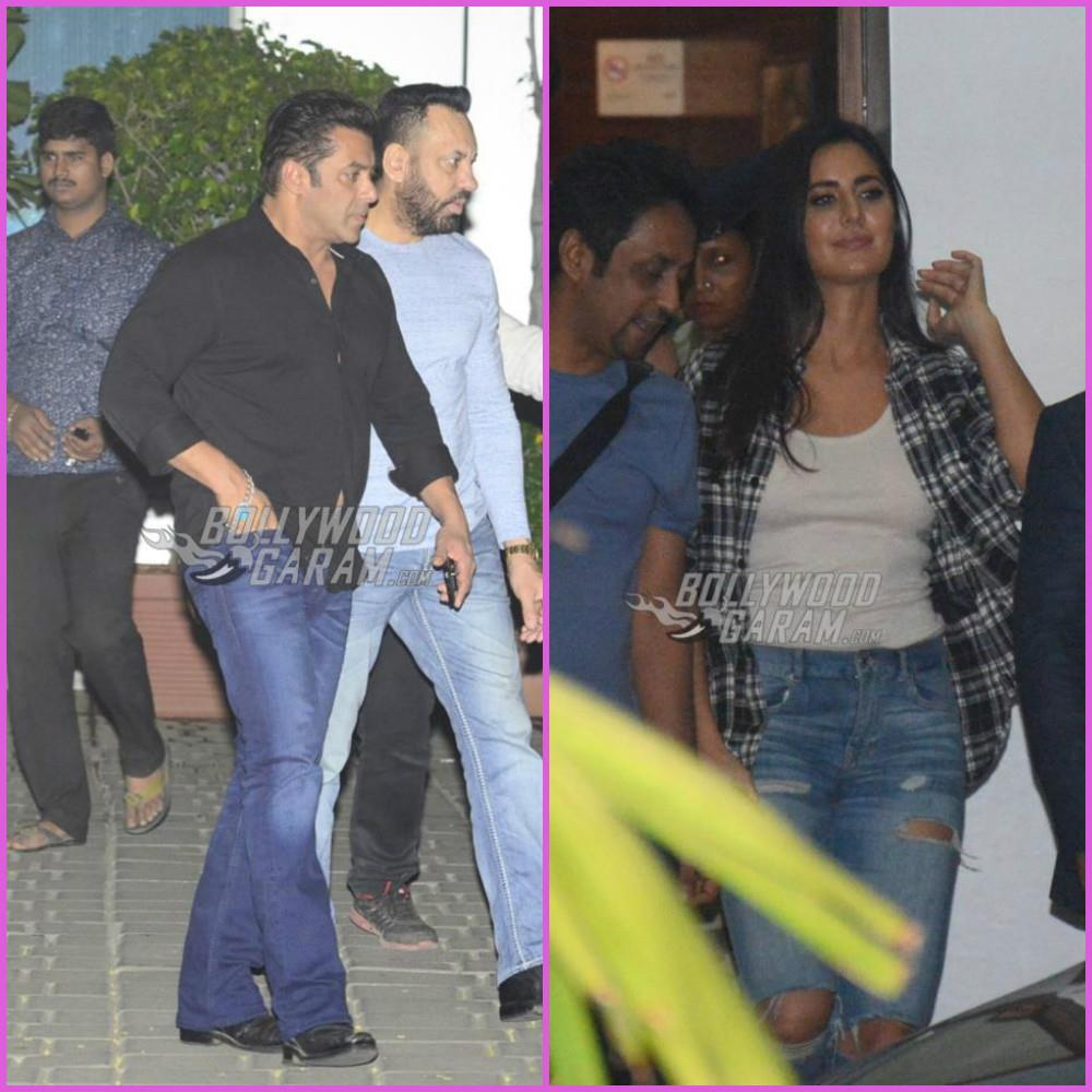 Salman Khan and Katrina share stage of Bigg Boss 11