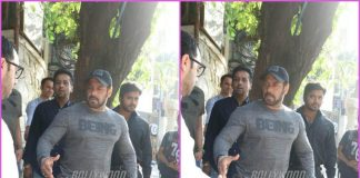 Salman Khan spends leisure time at a restaurant – PHOTOS