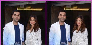 Rajkummar Rao and Kriti Kharbanda promote Shaadi Mein Zaroor Aana – PHOTOS