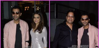 Kriti Kharbanda and Rajkummar Rao host special screening of Shaadi Mein Zaroor Aana – PHOTOS