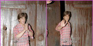 Shah Rukh Khan celebrates birthday with media – PHOTOS