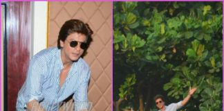 Shah Rukh Khan celebrated birthday amid media fraternity – PHOTOS