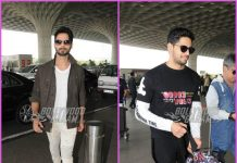 Shahid Kapoor and Sidharth Malhotra make stylish appearances at airport – PHOTOS