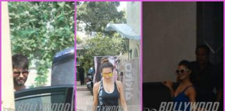 Shahid Kapoor, Malaika Arora and Jacqueline Fernandez on a fitness regime – PHOTOS