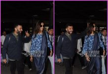 Anand Ahuja shows his playful side at airport with Sonam Kapoor – PHOTOS