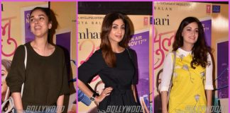 Shilpa Shetty, Neha Dhupia and Aditi Rao Hydari grace special screening of Tumhari Sulu – PHOTOS