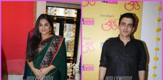 Vidya Balan and Manav Kaul promote Tumhari Sulu in Mumbai – PHOTOS