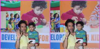Tusshar Kapoor spends time with son Laksshya Kapoor – PHOTOS