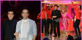Tusshar Kapoor and Jeetendra have fun on sets of The Drama Company – PHOTOS