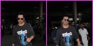 Varun Dhawan returns to Mumbai after wrapping October – PHOTOS