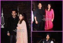 Zaheer Khan and Sagarika Ghatge host a low-key wedding reception – PHOTOS