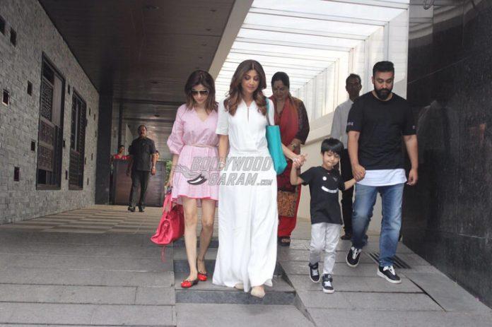 shilpa shetty family1 (2)