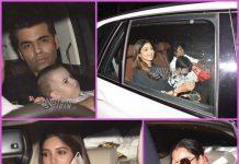 Stars and star kids gather to celebrate second birthday of Adira Chopra