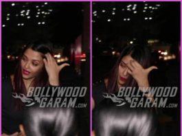 Aishwarya Rai Bachchan picks up daughter Aaradhya from school