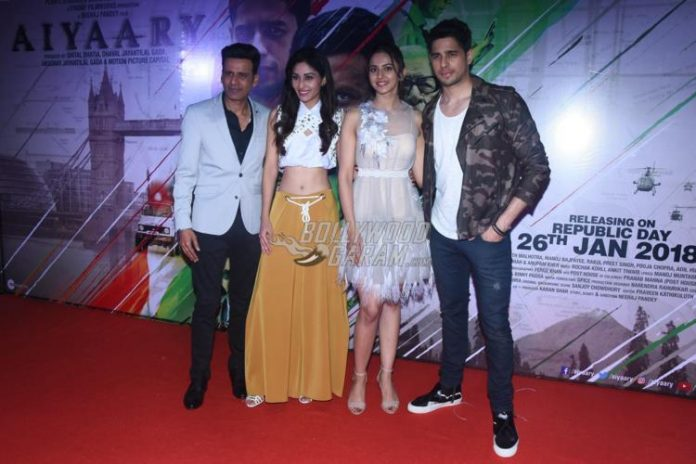 Aiyaary trailer launch-7