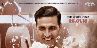 Akshay Kumar unveils new poster of PadMan