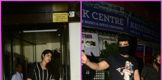Arjun Kapoor spends time with sister Anshula Kapoor on her birthday