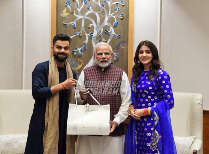 Anushka Virat PM-1
