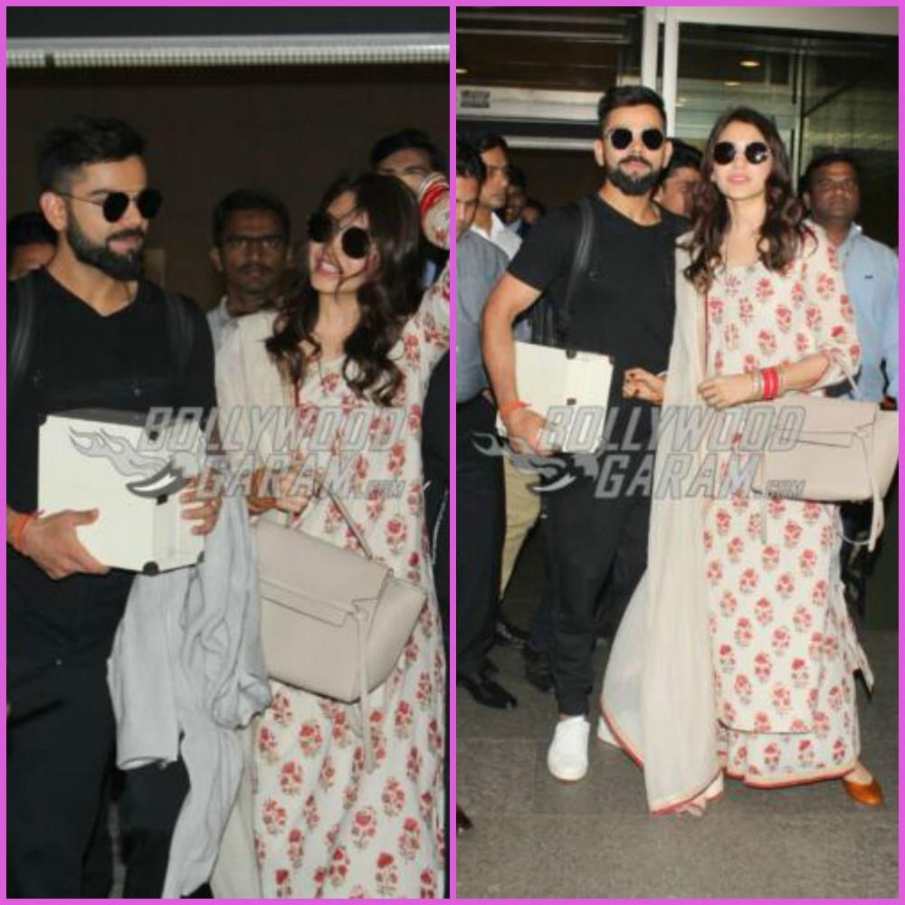 Anushka, Virat's wedding reception in Delhi