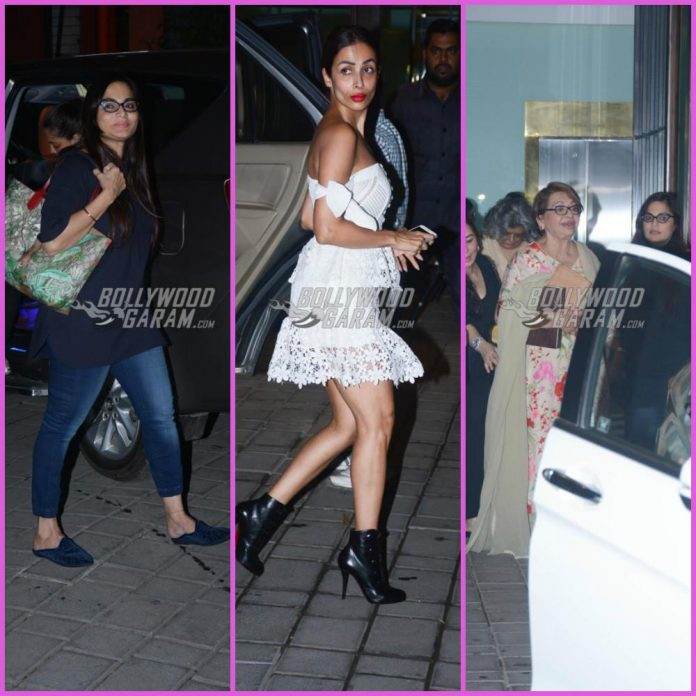 Arpita Khan party