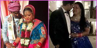 Bharti Singh and Haarsh Limbachiyaa have a fun wedding in Goa