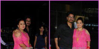 Bharti Singh and Haarsh Limbachiyaa return from wedding celebrations in Goa