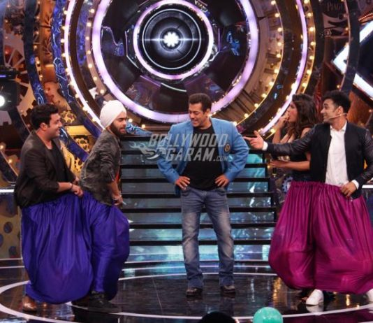Team Fukrey Returns bring a new task for Bigg Boss contestants