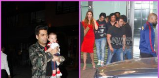 Arpita Khan and Aayush Sharma's Christmas bash – Star kids grab attention