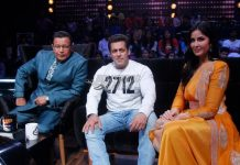 Salman Khan and Katrina Kaif promote Tiger Zinda Hai on sets of Dance India Dance