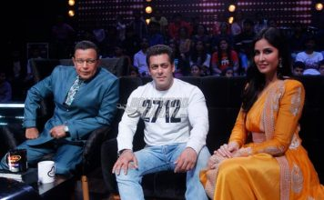 Salman Khan and Katrina Kaif promote Tiger Zinda Hai on sets of Dance India Dance
