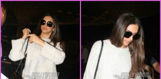 Deepika Padukone leaves for London with mom Ujjala Padukone