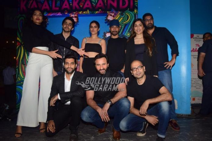 Kaalakaandi trailer launch-1