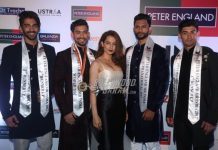 Kangana Ranaut crowns winner of Mr. India World 2017